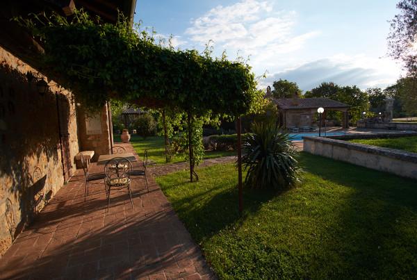 villa vacasio